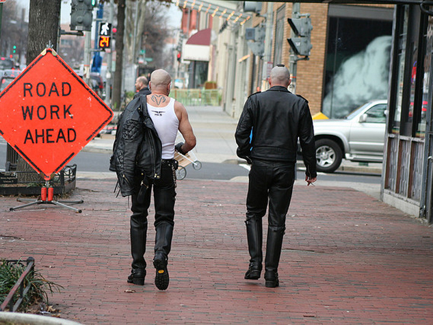 D.C. to Trade Frigid Weather for Tight Leather