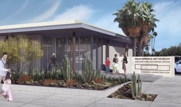 Palm Springs Getting Its Own Architecture Museum