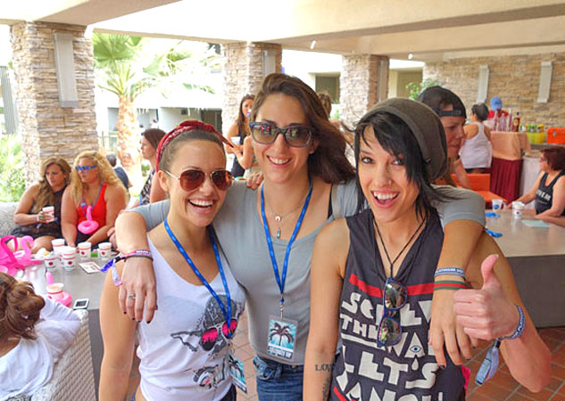 A Dinah Shore Weekend as Remembered in Photos of Debauchery