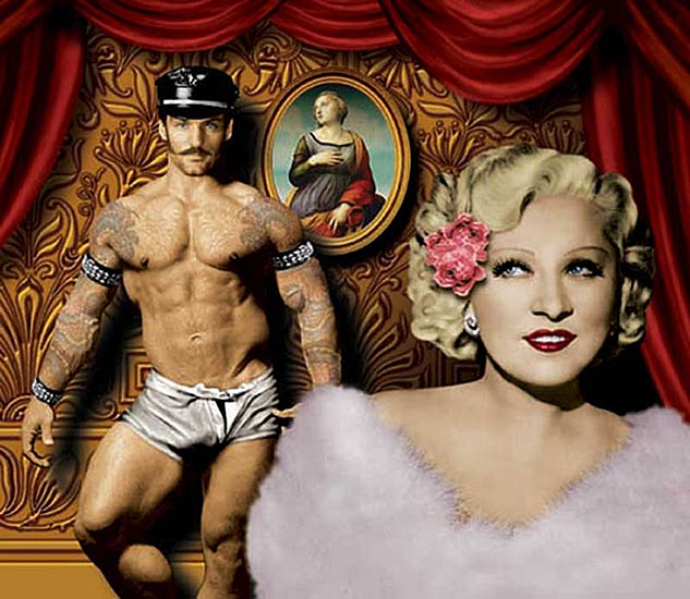 Erotic City: This Weekend's Tom of Finland Art Fair in L.A.