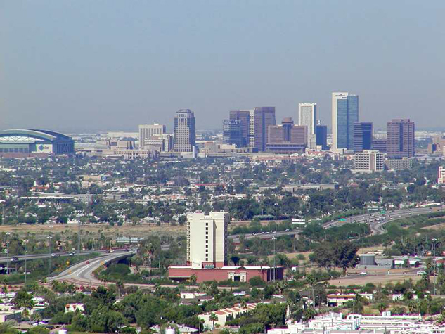 Phoenix: A Liberal Oasis in a Red Desert?