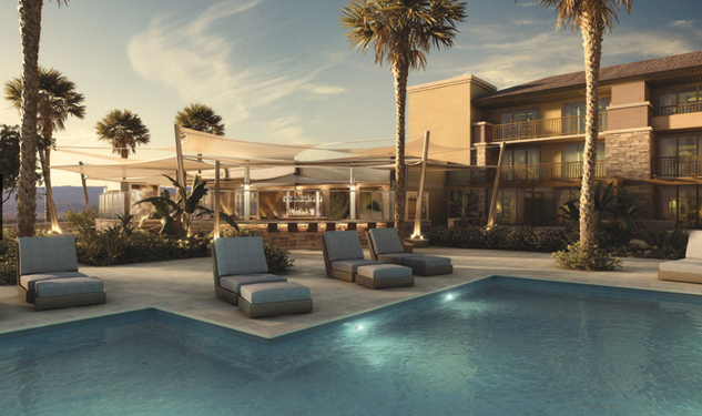PHOTOS: New Ritz-Carlton Set to Open Near Palm Springs
