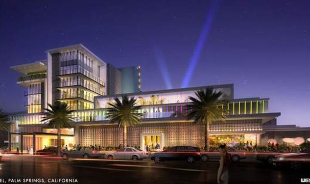 Kimpton Plans Palm Springs Hotel