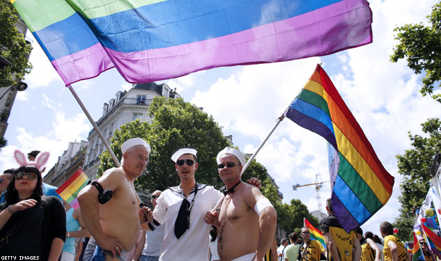 Paris Pride Guide: Five LGBT Attractions