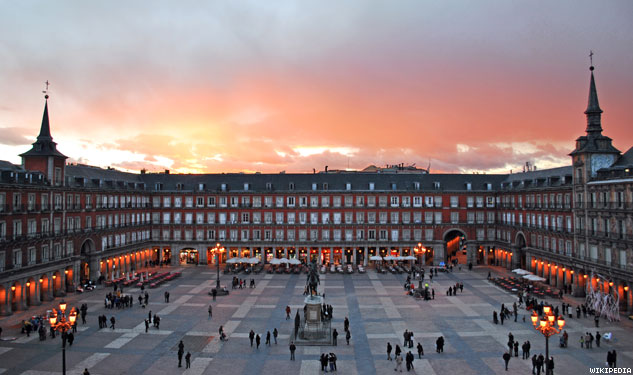City Guide: Madrid