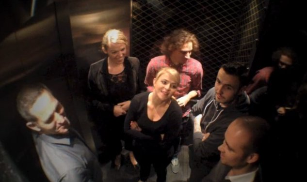 VIDEO: High-Tech Sydney Hotel Elevator Messes With Guests
