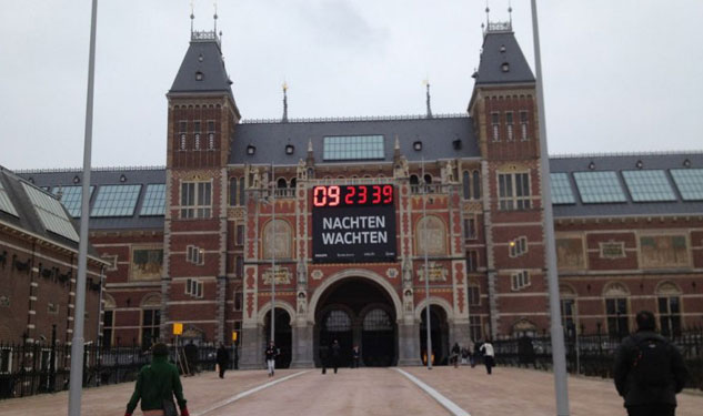 First Look at Amsterdam's Rijksmuseum
