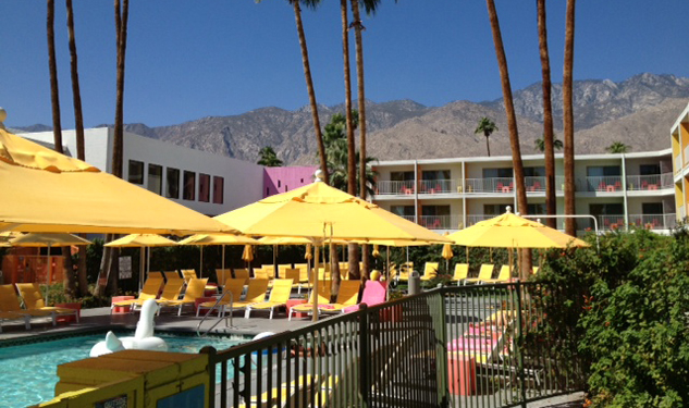 Out, AmEx Throwing Palm Springs Bash, Fundraiser
