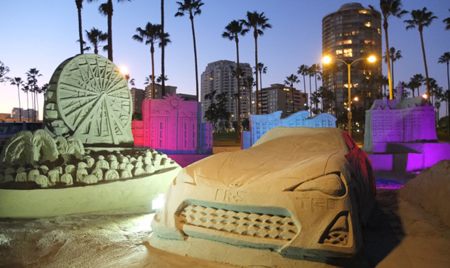 Do You Have What It Takes to Win the Long Beach Sand Sculpture Contest?