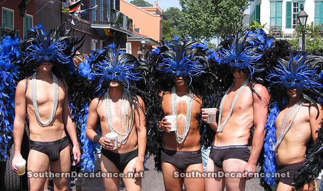 PHOTOS: The Scene at New Orleans's Southern Decadence