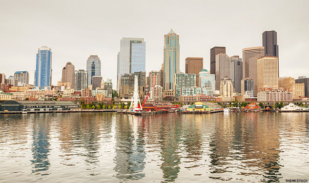 Seattle: Where to Stay