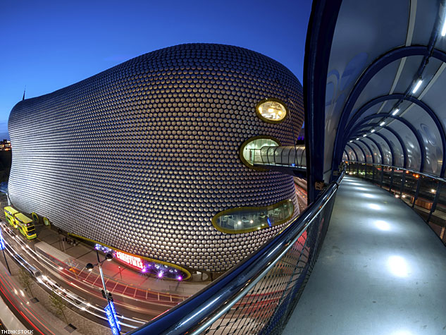 Destination of the Week: Birmingham, England