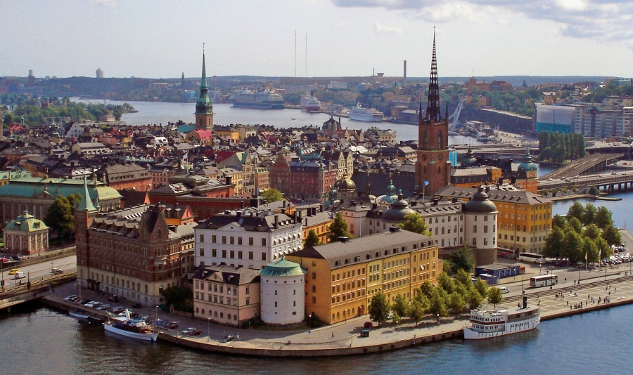 Fall Escapes: Chic, Sophisticated Stockholm