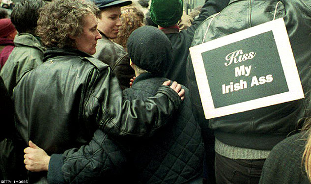 2015 St. Patrick's Day Parade Will Include LGBT Group
