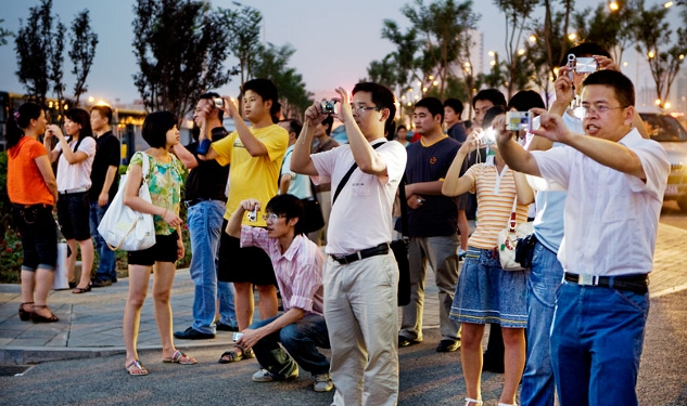 Chinese Travel Tips for Visiting U.S.: Heels=Hooker, Silence=Trouble