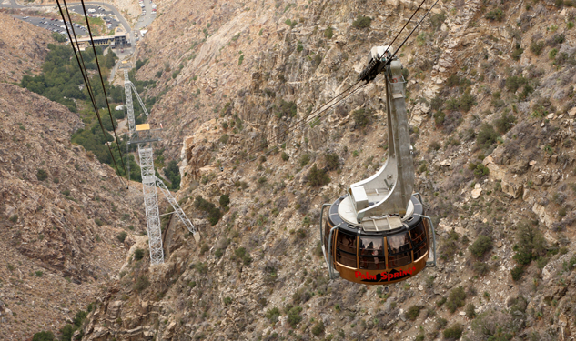 Palm Springs Aerial Tramway Turns 50, Plans Upgrades