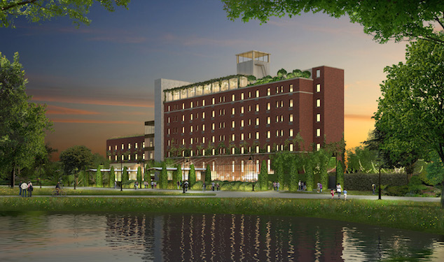 New Hotel To Open In Asbury Park