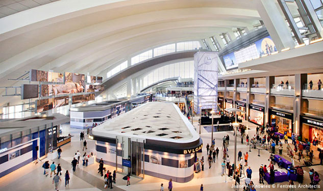 Here's How to Waste Time and Enjoy Layovers at LAX
