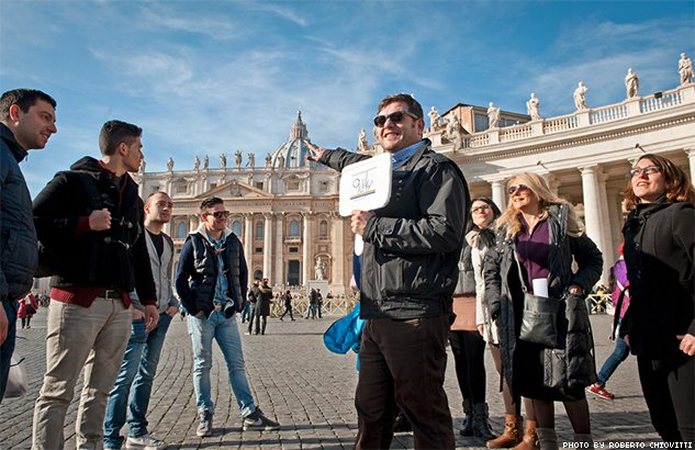 Gay-Themed Tours Launch at Vatican