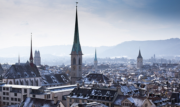 Fall Destinations: Zurich