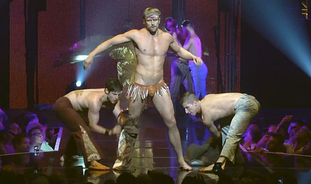 WATCH: Highlights From Broadway Bares