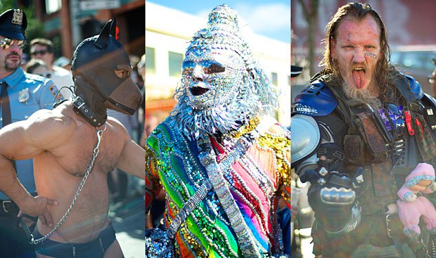 PHOTOS: All the Painful Action at S.F.'s Folsom Street Fair