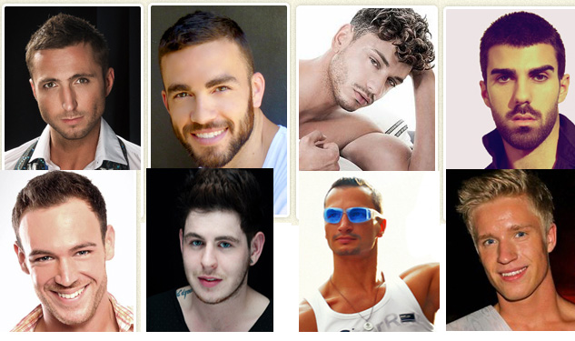 VOTE: Mr. Gay Europe 2013