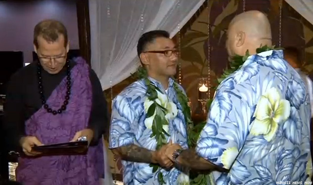 an analysis of same sex marriages in hawaii Back in november, hawaii became the 15th state to legalize same-sex marriagewhile the debate was surprisingly contentious for the solidly democratic state, these past few months have been nothing short of a honeymoon period.