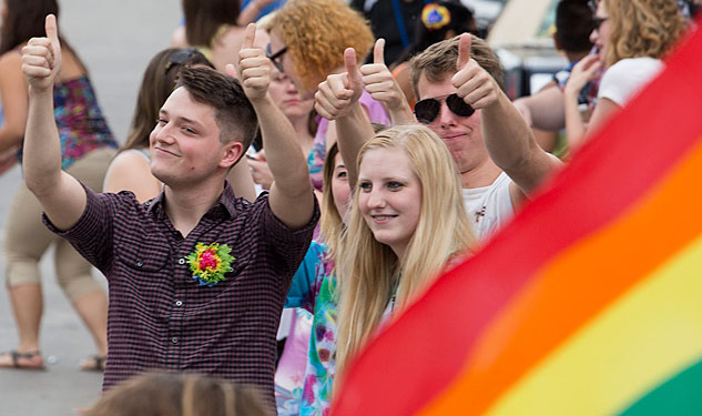 PHOTOS: Iowa City Pride