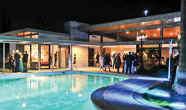 Get Your Betty Draper On at Palm Springs' Modernism Week