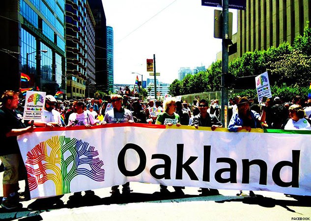 Oakland Pride: Yes to Babies, No to Leather