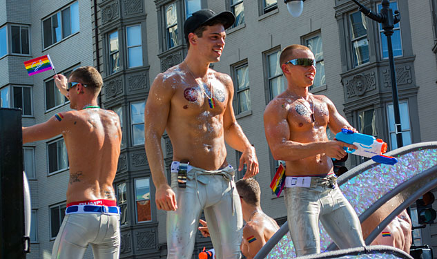 PHOTOS: What D.C. Looks Like During Pride
