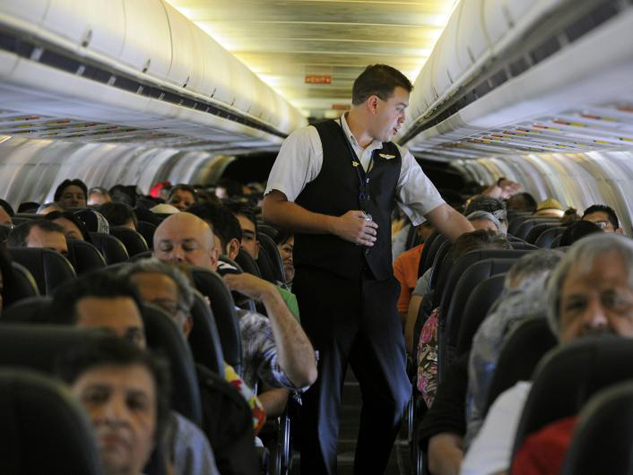 In-Flight Cellphone Conversations: Dream or Nightmare?