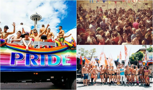 A Bar Hoppers Guide to West Coast Pride