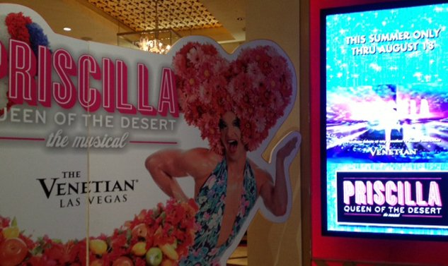 Priscilla Closing Early in Vegas, Heading to S.F.