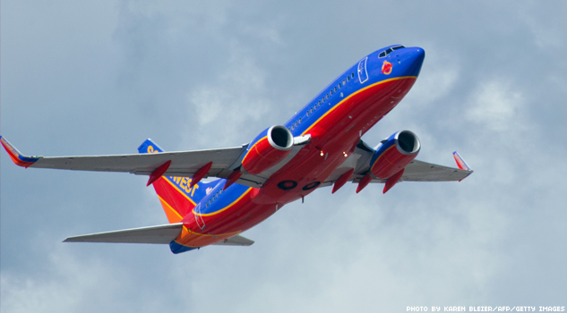 Southwest Airlines Takes Peanuts off its Planes