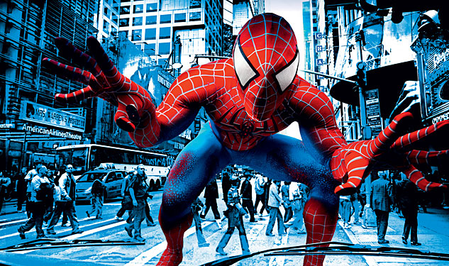 Spider-Man Musical Leaves Broadway for Las Vegas