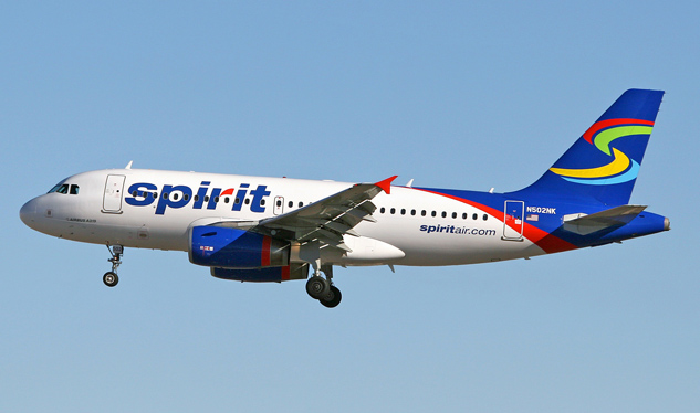 Spirit Airline's Business Model: Customers Clean Up