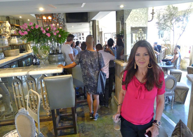 Lisa Vanderpump on Pump Lounge: 'Everyone Is Welcome'