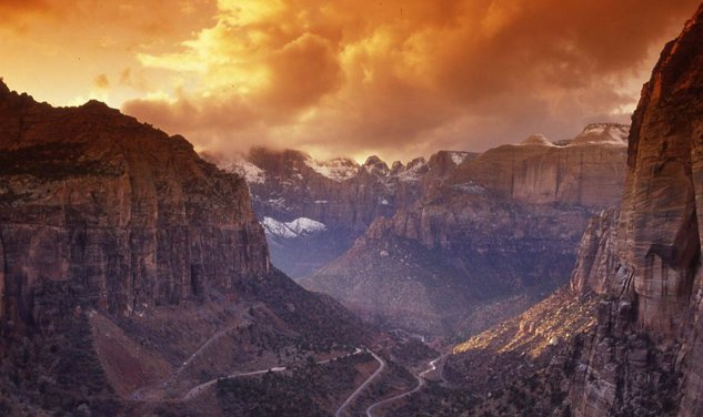 America's Sexiest National Parks?