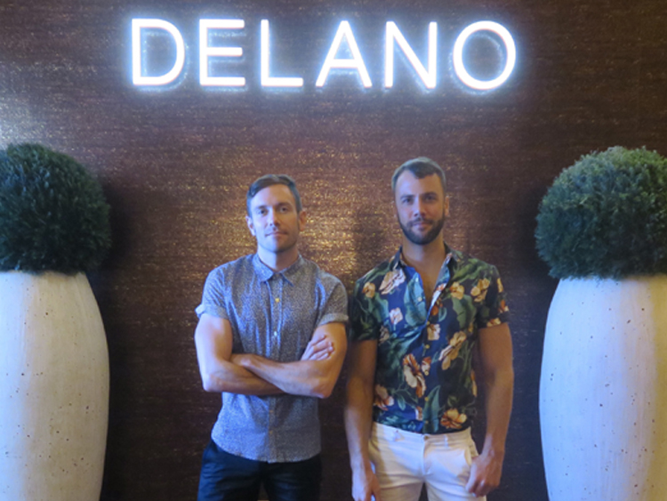 OUT in Vegas: Stay at Delano Las Vegas