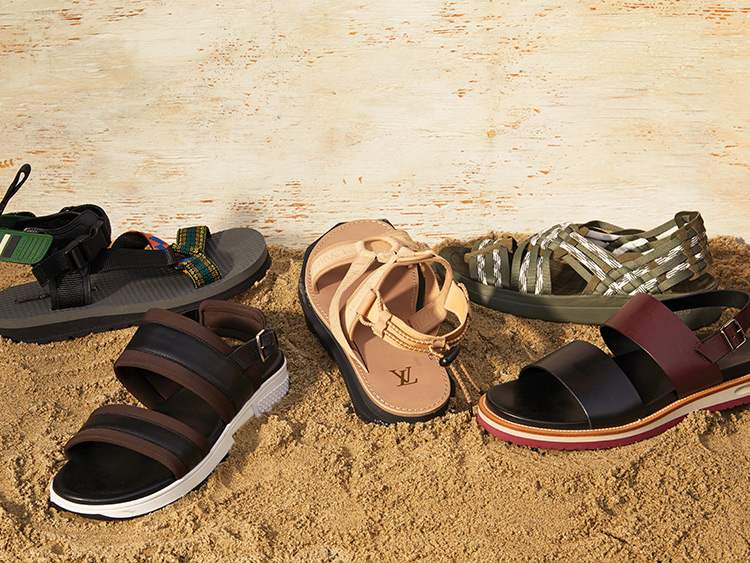 Top Five Sophisticated Summer Sandals