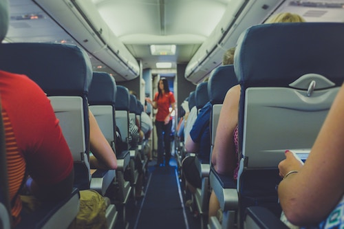 airline crowding
