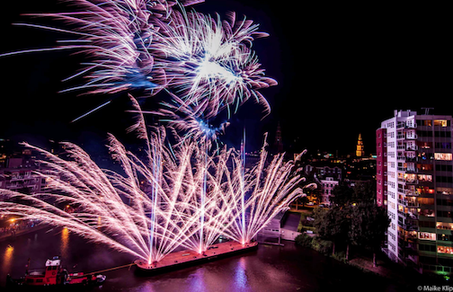 28 places around the globe to celebrate new years eve