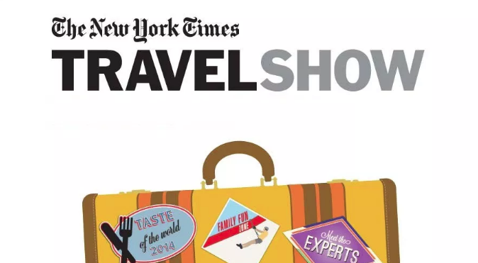 NYtimes Travel Show