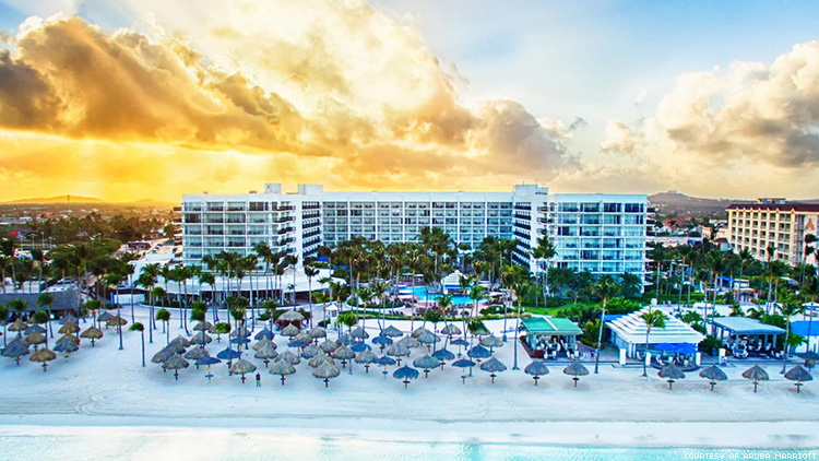 12 Things to Know About The Aruba Marriott and Stellaris Casino
