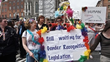 Ireland to Accept Self-Declarations of Gender Identity