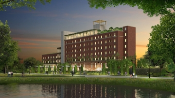 Asbury Hotel to Open in Asbury Park, New Jersey in 2016