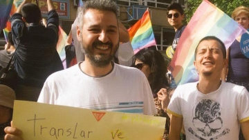 Meet Baris Sulu, Turkey's First Openly Gay Political Candidate