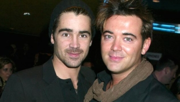 Colin Farrell Will Be Brother's Best Man at His Wedding